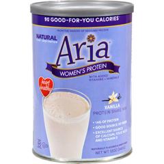 HGR0115428 - Designer WheyAria Womens Protein Vanilla - 12 oz