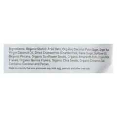 HGR01155506 - Purely Elizabeth - Organic Ancient Grain Granola - Cranberry Pecan - Case of 6 - 12 oz.