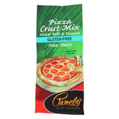 HGR01164433 - Pamela's ProductsPizza Mix - Crust - Case of 6 - 11.29 oz.
