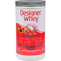 HGR0116483 - Designer WheyProtein Powder Strawberry - 2 lbs