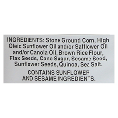 HGR01170182 - Food Should Taste GoodMultigrain Tortilla Chips - Multigrain - Case of 24 - 1.5 oz.
