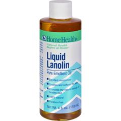 HGR0118661 - Home HealthLiquid Lanolin - 4 fl oz