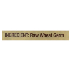 HGR01198357 - Bob's Red MillWheat Germ - 12 oz. - Case of 4