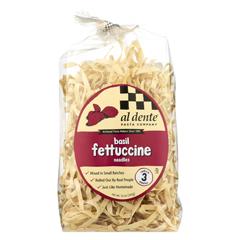 HGR0119990 - Al Dente - Fettucine - Basil - Case of 6 - 12 oz.