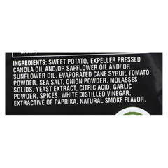 HGR01208024 - Terra ChipsSweet Potato Chips - BBQ Sweets - Case of 12 - 5.75 oz.