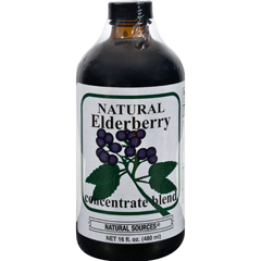 HGR0122010 - Natural SourcesElderberry Concentrate - 16 fl oz