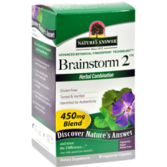 HGR0123075 - Nature's AnswerBrainstorm - 90 vcaps