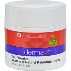 HGR0130112 - Derma E - Refining Vitamin A Creme - 4 oz