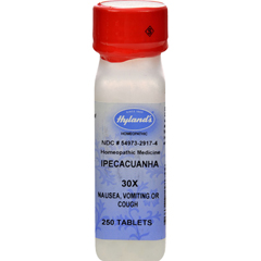 HGR0130369 - Hyland'sIpecacuanha 30x - 250 Tablets