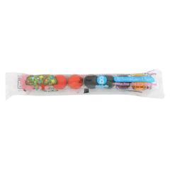 HGR01306299 - Tree Hugger - Gumballs - Fantastic Fruit - 8 Count Tubes - 1.6 oz. - Case of 12