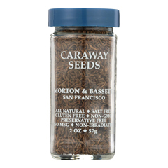 HGR0134247 - Morton and Bassett - Caraway Seed Seasoning - Case of 3 - 2 oz.