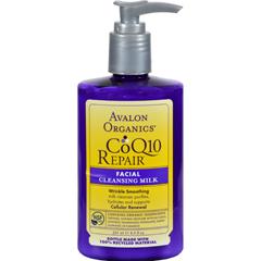 HGR0137885 - AvalonOrganics CoQ10 Facial Cleansing Milk - 8.5 fl oz