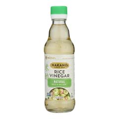 HGR0144055 - Nakano - Rice Vinegar - Vinegar - Case of 6 - 12 Fl oz..