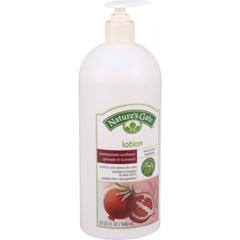 HGR0144980 - Nature's GateMoisturizing Lotion - Pomegranate and Sunflower - 32 oz