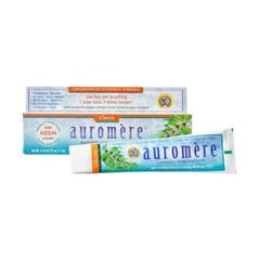 HGR01459254 - AuromereToothpaste - Licorice - Case of 1 - 4.16 oz.