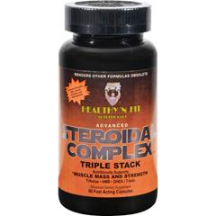 HGR0148346 - Healthy 'N FitAdvanced Steroidal Complex - 90 Caps
