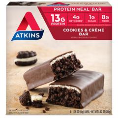 HGR0149971 - AtkinsAdvantage Bar Cookies n Creme - 5 Bars