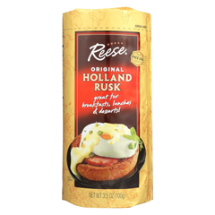 HGR01514991 - ReeseHolland Rusk - Case of 6 - 3.5 oz.