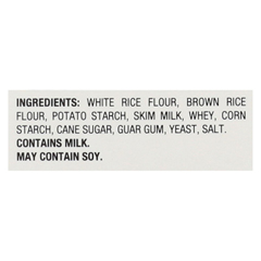 HGR01528595 - GlutinoSandwich Bread - Case of 6 - 20.1 oz.