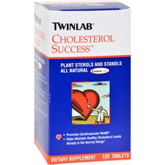 HGR0153817 - TwinlabCholesterol Success - 120 Tablets