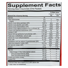HGR01539675 - SmartyPants - Kids Complete Gummy Multivitamin - .42 oz. - Case of 15