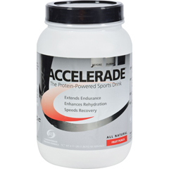HGR0154120 - EnduroxPacificHealth Labs Accelerade Advanced Sports Powder Fruit Punch - 4.11 lbs