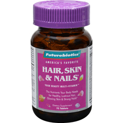 HGR0154807 - FutureBioticsHair Skin and Nails - 75 Tablets