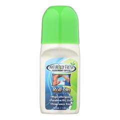 HGR0155911 - Naturally Fresh - Roll On Deodorant Crystal - 3 oz.