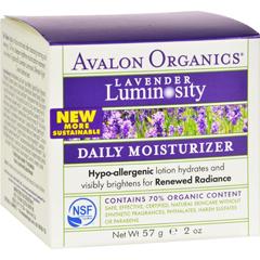 HGR0156166 - AvalonOrganics Daily Moisturizer Lavender - 2 fl oz