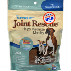 HGR0158568 - Ark NaturalsSea Mobility Joint Rescue Lamb Jerky - 9 oz