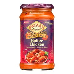 HGR0159400 - Patak's - Simmer Sauce - Butter Chicken Curry - Mild - 15 oz.. - case of 6
