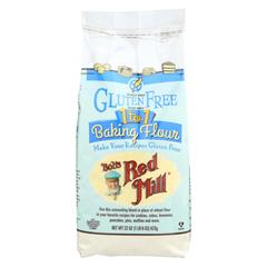HGR01596634 - Bob's Red MillGluten Free 1-to-1 Baking Flour - 22 oz. - Case of 4
