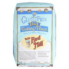 HGR01596709 - Bob's Red MillGluten Free 1-to-1 Baking Flour - 25 lb - Bulk Bag