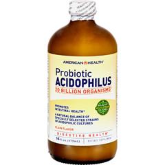 HGR0160465 - American HealthProbiotic Acidophilus Plain - 16 fl oz