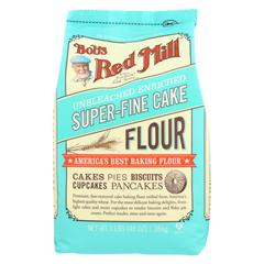 HGR01614494 - Bob's Red MillSuper-Fine Cake Flour - 48 oz. - Case of 4