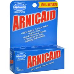 HGR0161489 - Hyland'sArnicaid - 50 Tablets