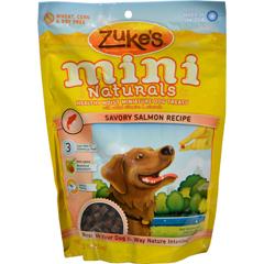 HGR0162560 - Zuke'sMini Naturals Dog Treats Salmon - 16 oz