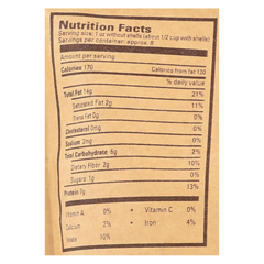 HGR01629971 - CB's NutsCbs Nuts Peanuts - Unsalted - Jumbo - in Shell - Case of 12 - 12 oz.
