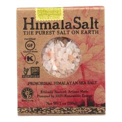 HGR0163105 - Himalasalt - Refill Box - Coarse Grain - 7 oz.. - Case of 6