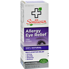 HGR0165167 - SimilasanAllergy Eye Relief - 0.33 fl oz