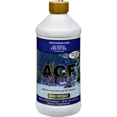 HGR0165696 - Buried TreasureACF Fast Relief Formula - 16 fl oz