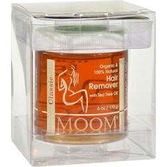 HGR0166876 - Moom - Organic Hair Remover With Tea Tree Oil - 6 fl oz