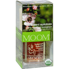 HGR0167031 - MoomOrganic Hair Removal Kit with Tea Tree Classic - 1 Kit