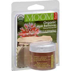 HGR0167817 - Moom - Organic Hair Remover Mini Kit - 1 Kit
