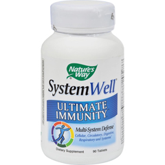 HGR0168534 - Nature's WaySystemWell Ultimate Immunity - 90 Tablets