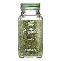 HGR0170837 - Simply Organic - Parsley Leaf - Organic - .26 oz.