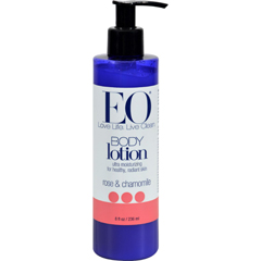 HGR0171413 - EO ProductsEveryday Body Lotion Rose and Chamomile - 8 fl oz