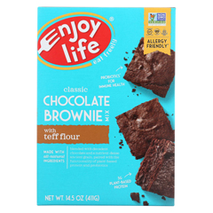 HGR01727205 - Enjoy LifeBaking Mix - Brownie Mix - Gluten Free - 14.5 oz. - case of 6