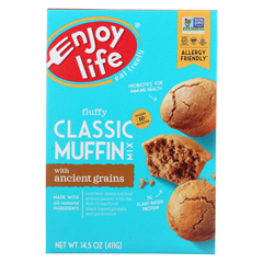 HGR01727221 - Enjoy LifeBaking Mix - Muffin - Gluten Free - 14.5 oz. - case of 6