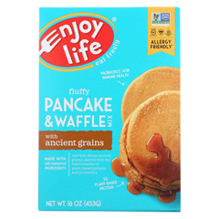 HGR01727239 - Enjoy LifeMix - Pancake & Waffle with Ancient Grains - Case of 6 - 16 oz.